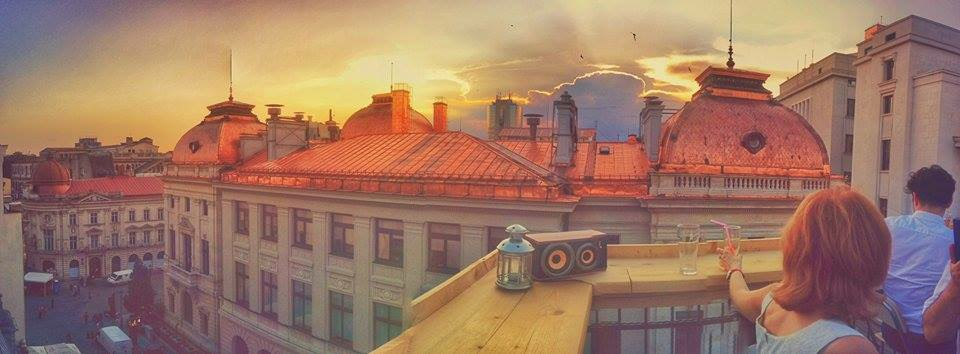 Best rooftop bars in Bucharest