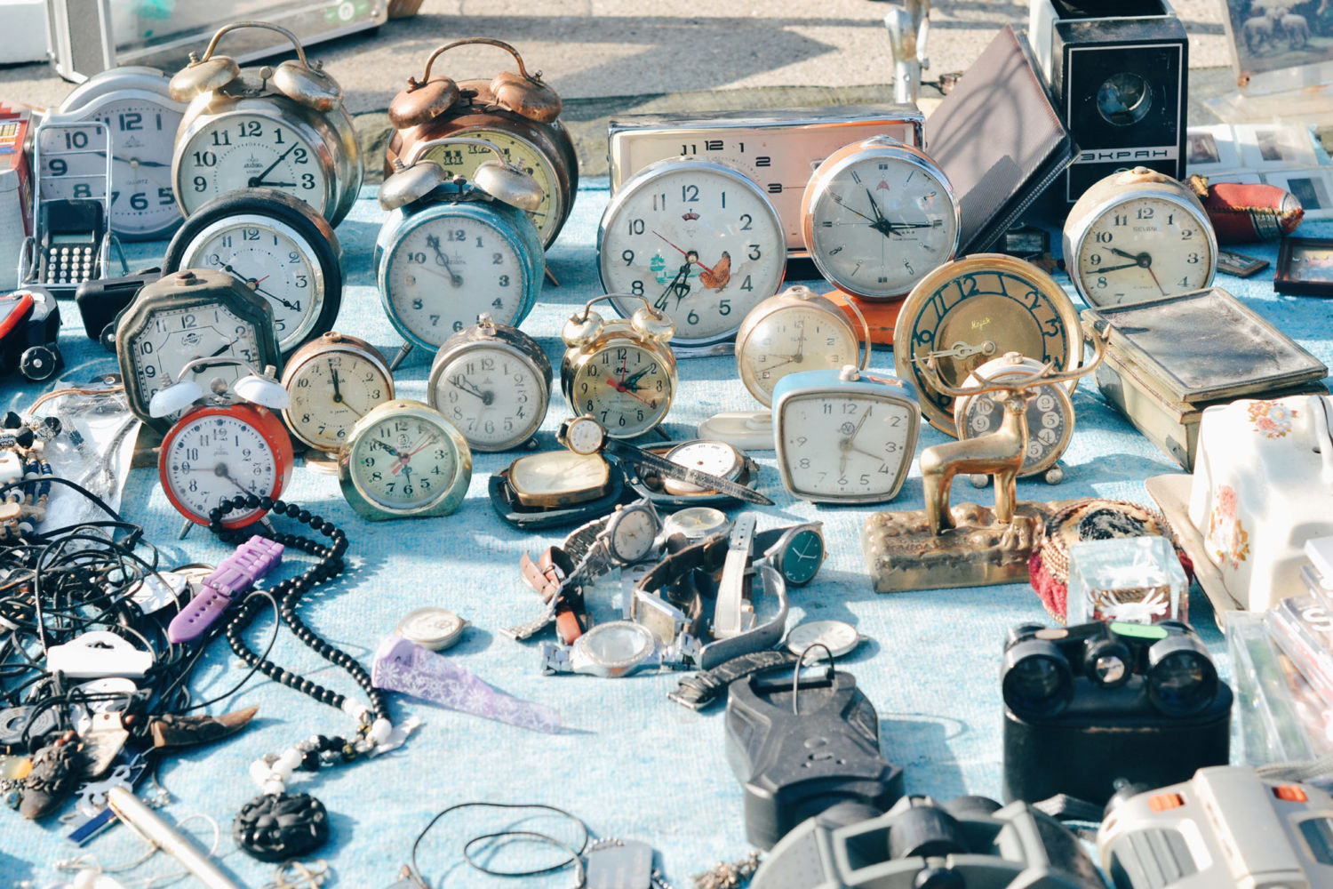 Like internet, just offline – The biggest flea market of Bucharest, Targul Vitan