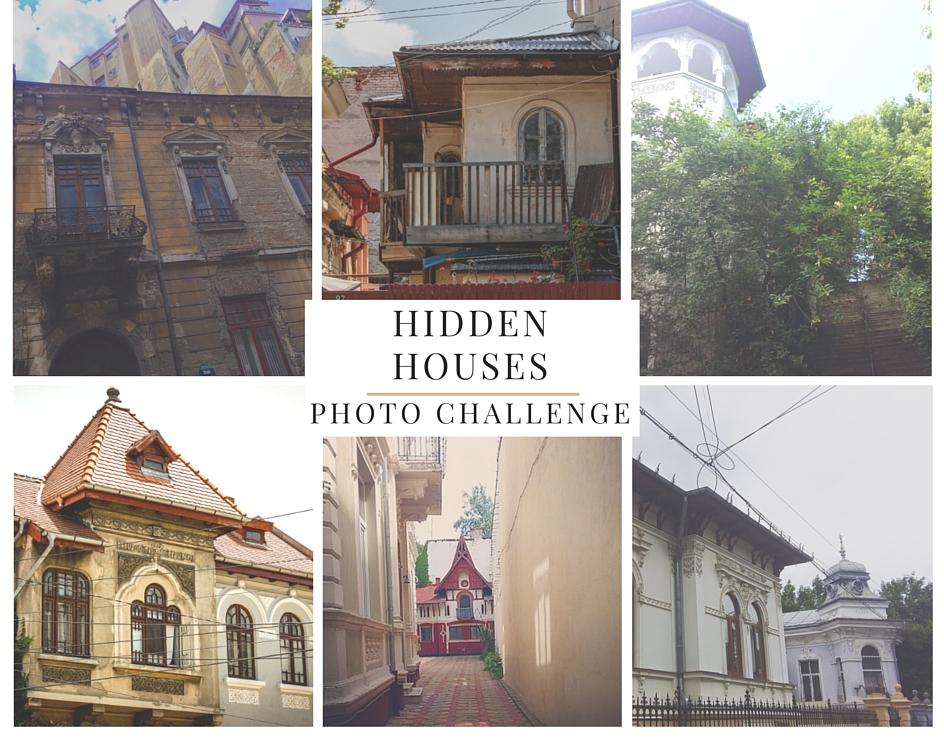 Hidden Houses in Bucharest
