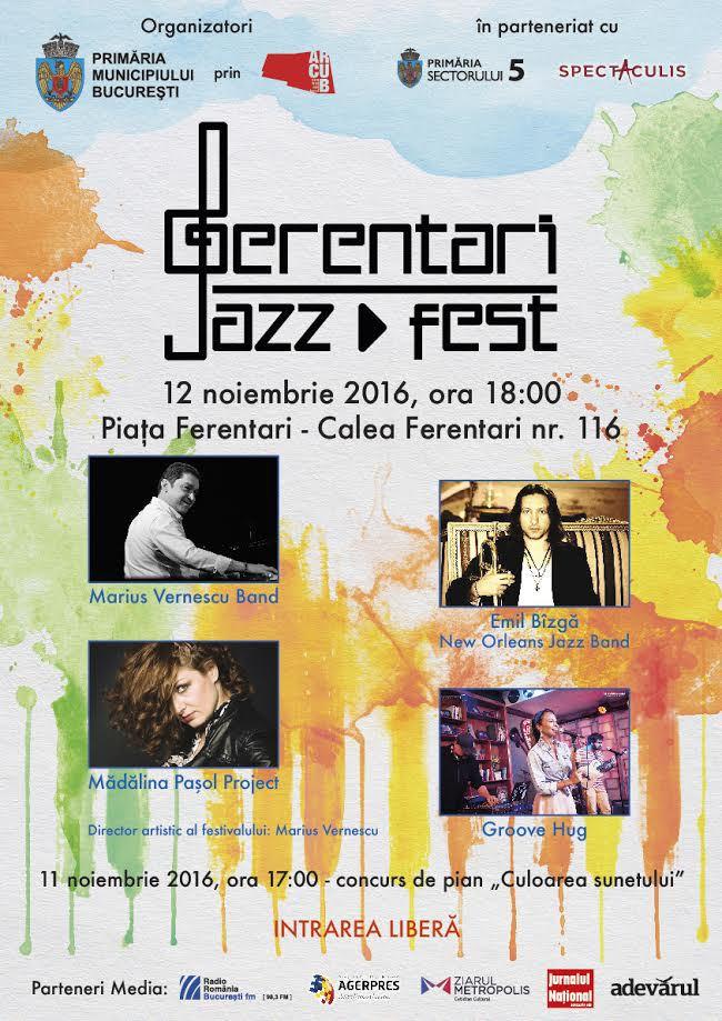 Ferentari Jazz Fest