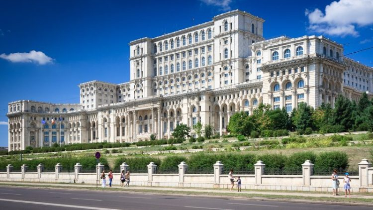 Palaces of Bucharest (Part I)