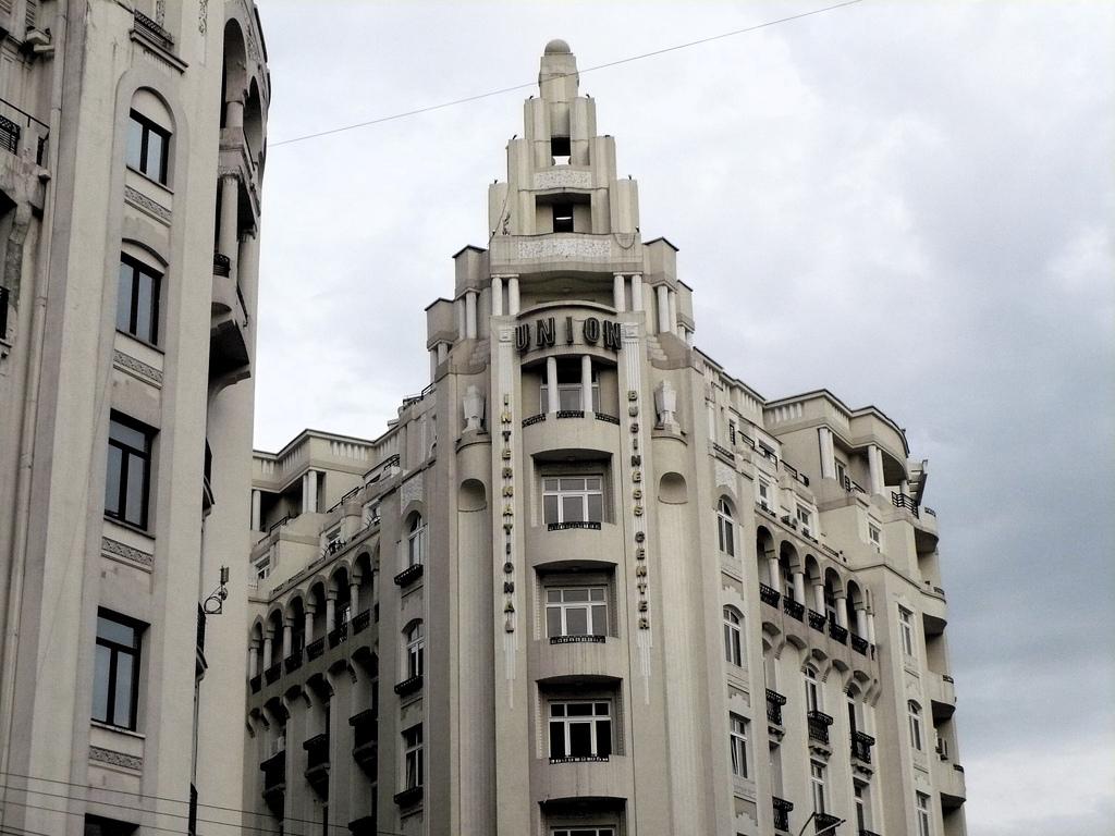 Art Deco in Bucharest