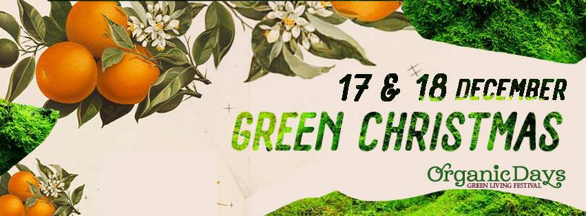 Organic Christmas – Green Living Festival