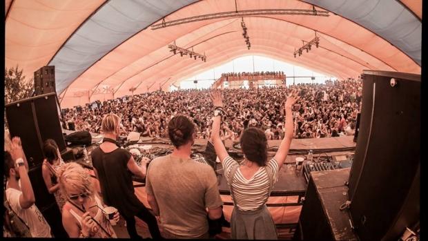 Sunvawes Festival - Mamaia