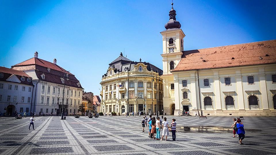 Sibiu – Experience Romania