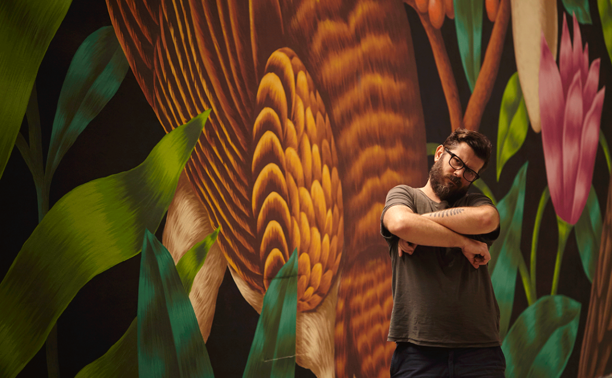 Bucharest Street Art Scene – Interview with SADDO