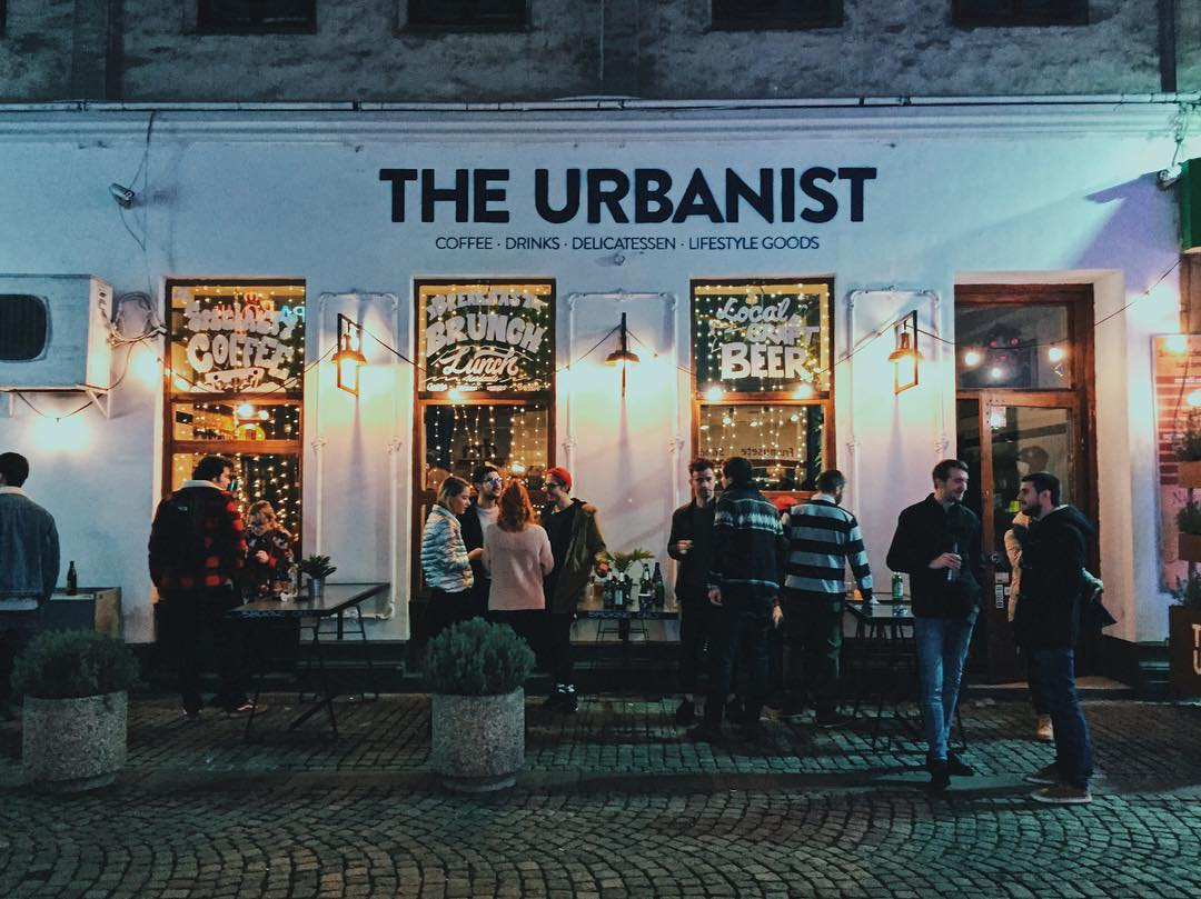 Bucharest's newest and trendiest bars