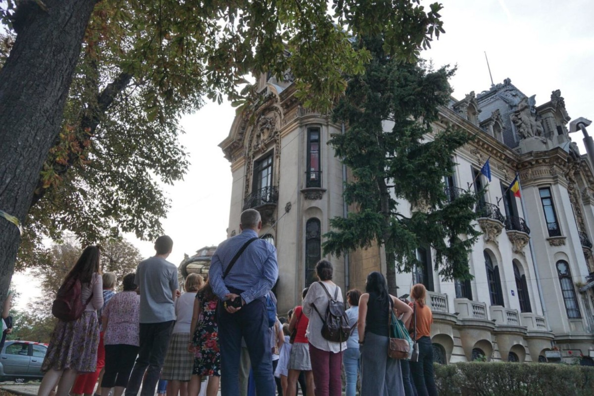 Musicians in the city – On the footsteps of Enescu in Bucharest Free Tour