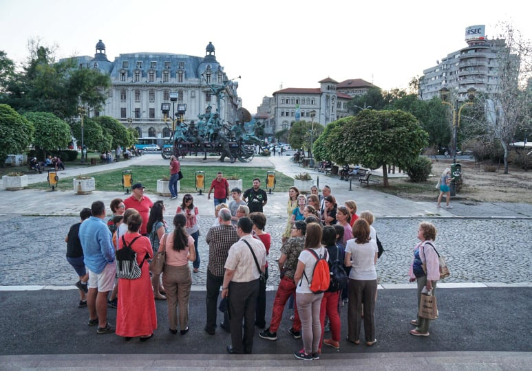 Bucharest Hidden Gems Free Tour