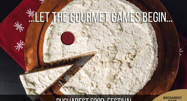 Bucharest Food Festival – Gourmet Edition