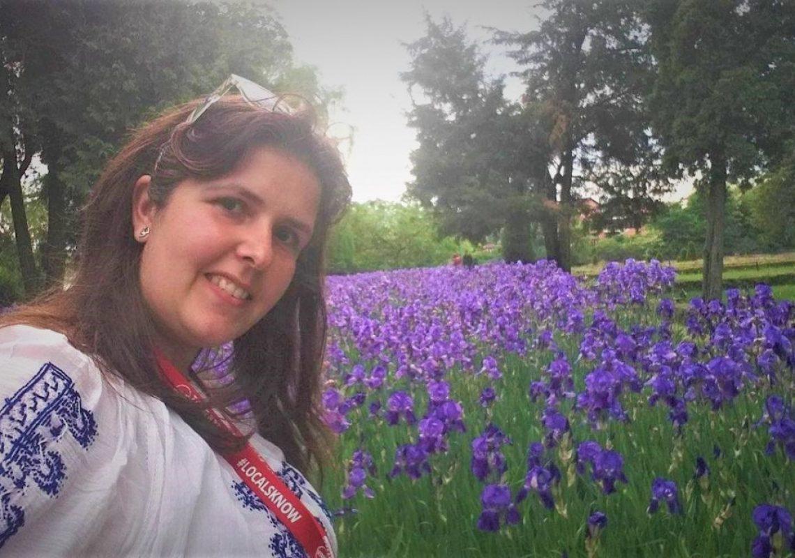 Meet: Anita, our local Bucharest guide