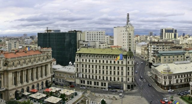 4 best streets to see in Bucharest