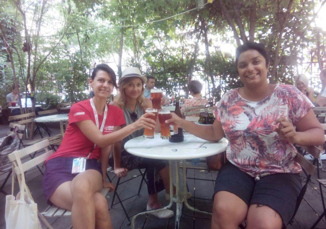 Meet: Livia, our local Bucharest guide