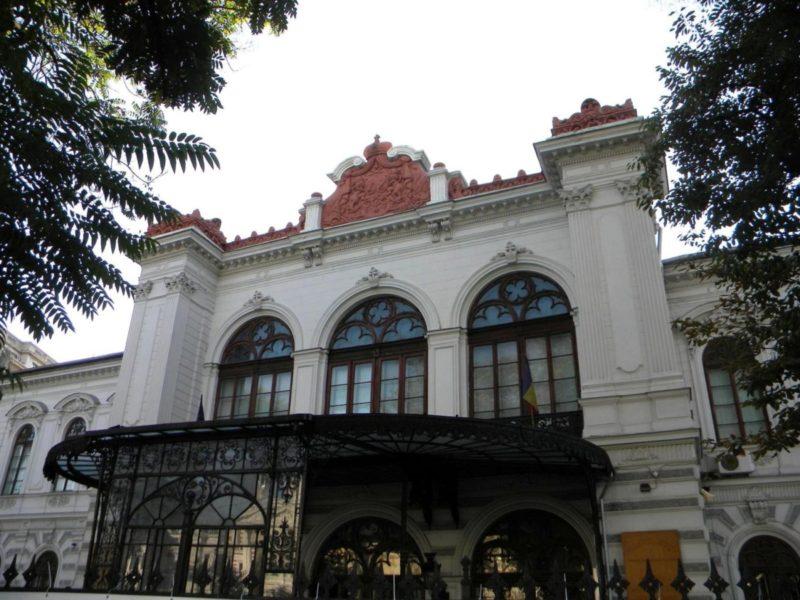 Suțu Palace/ The Bucharest History Museum