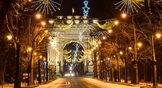 Bucharest Christmas Joy