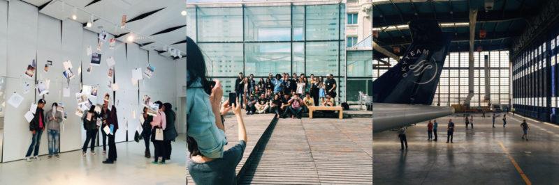 Instagram community in Bucharest
