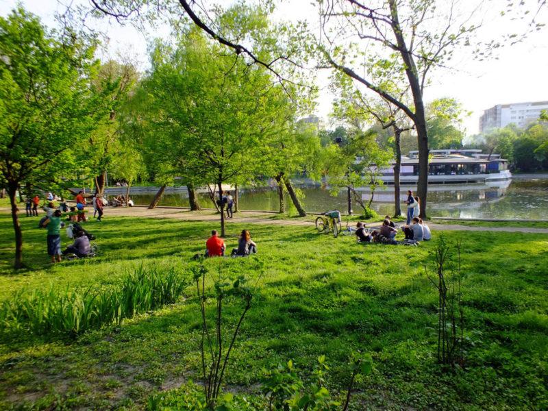 The romantic one – Cismigiu Gardens