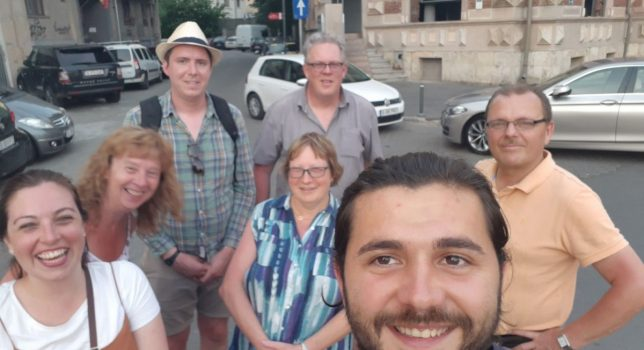 Meet Bogdan – our local guide to food, markets and great beer