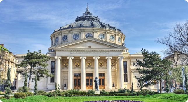 Free Guided Tours at the George Enescu Festival 2019