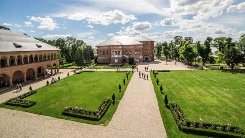 Mogosoaia, Palace and Gardens