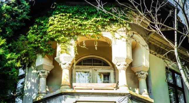 Brancovenesc – diving into Romanian architecture