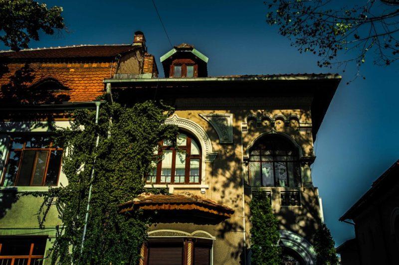Neo-Romanian/ Brancovenesc architectural style.