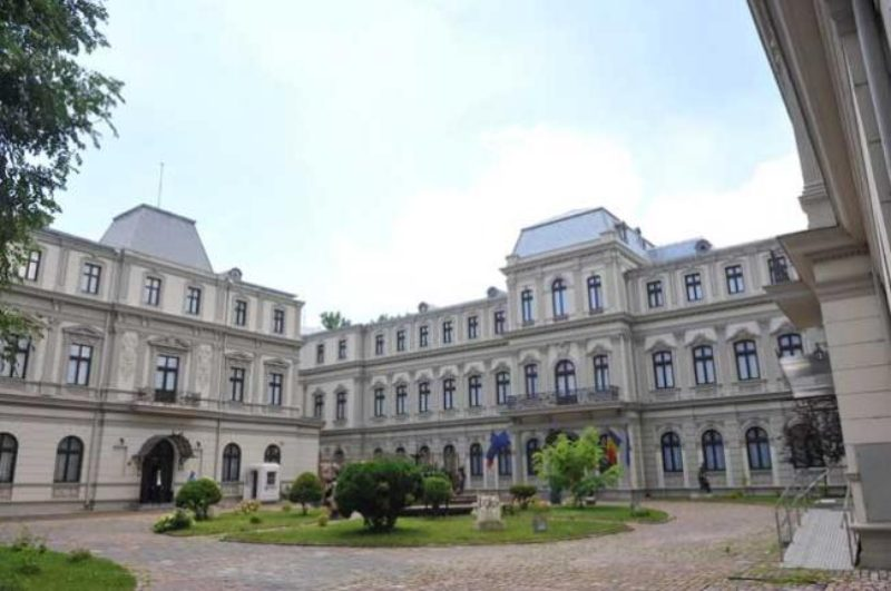 Romanit Palace/ Art Collections Museum