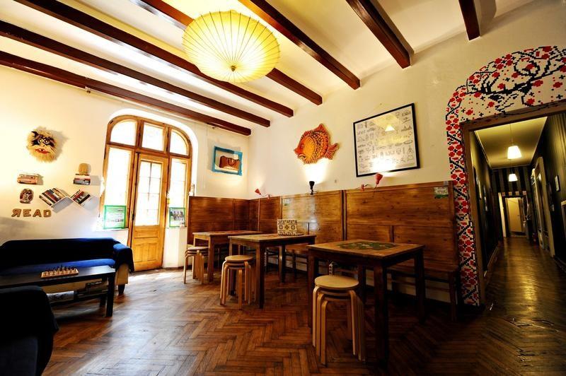 Umbrella Hostel Bucharest