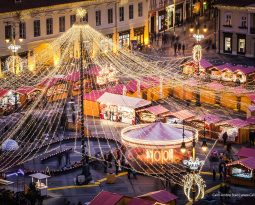 Best Christmas Markets in Romania